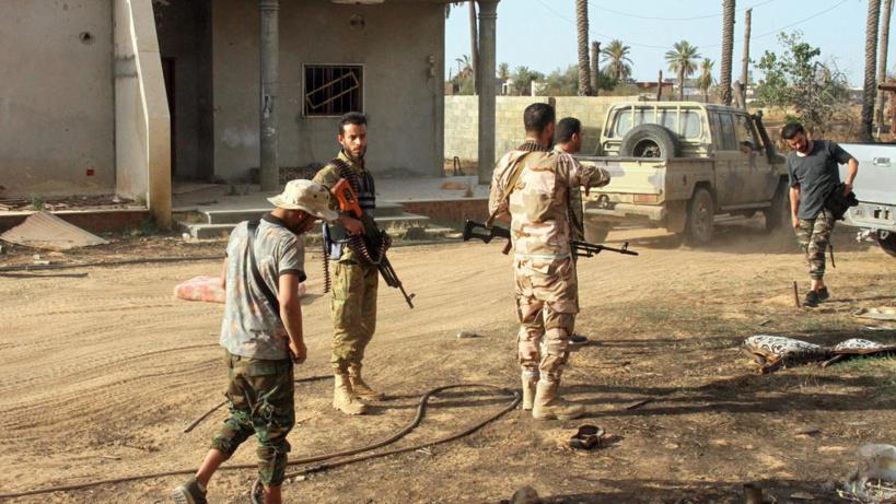 Libye: les forces du GNA annoncent avoir repris l'aéroport international