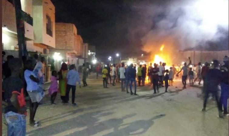 Manifestations contre le couvre-feu : Le Cnra accuse la Sen Tv d'avoir incité les gens à sortir dans la rue
