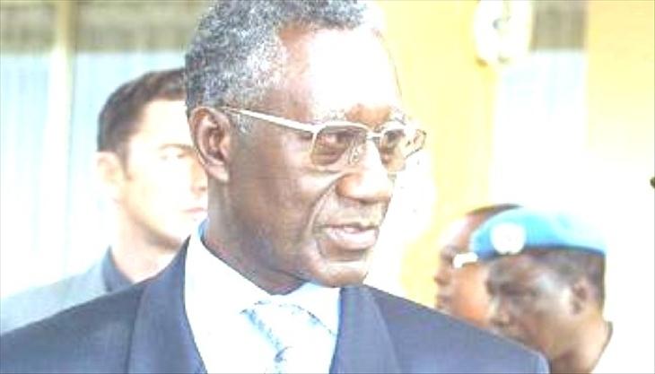 GENERAL LAMINE CISSE « Intervenir au Mali ne peut être sans risques »