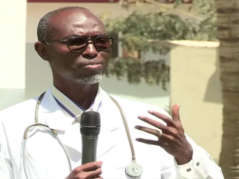 Pr Moussa Seydi: « à cause de la stigmatisation, beaucoup de cas graves refusent de venir à l'hôpital»