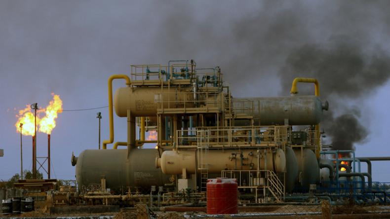Pétrole: La baisse de la production prolongée en juillet