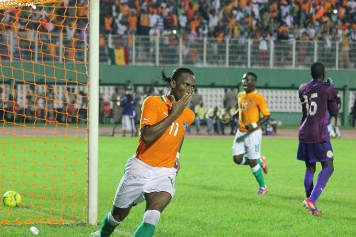 CAN 2013: la Côte d'Ivoire assure, le Sénégal et le Cameroun cèdent