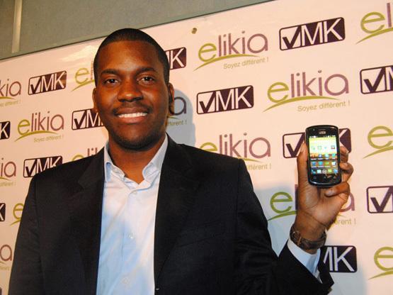 Elikia, le premier smartphone africain est congolais