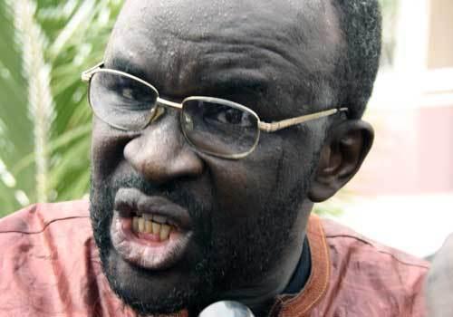 """Direct Assemblée nationale: Moustapha Cissé Lô interpelle le gouvernement sur """"les promesses électoralistes"""" de Macky Sall"""