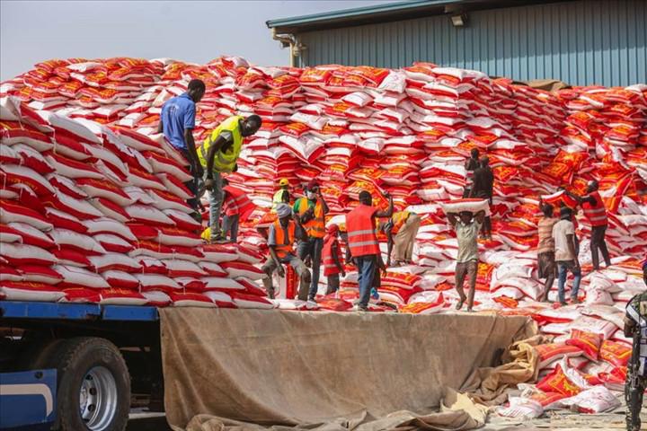 Département de Dagana : une partie de l'aide alimentaire emportée par des cambrioleurs