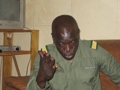 Le Mali n'a pas demandé de troupes étrangères pour sécuriser les institutions publiques, dit le capitaine Sanogo