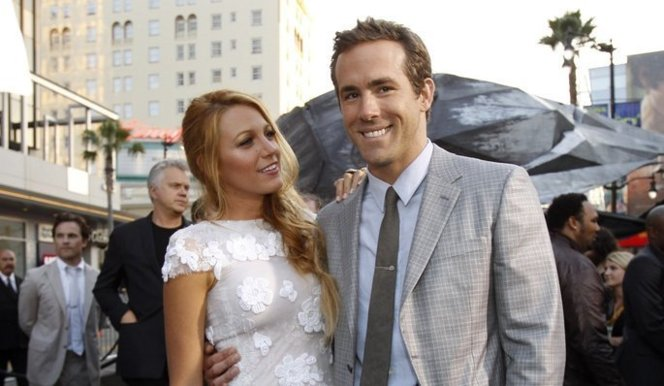 Blake Lively et Ryan Reynolds se marient en secret