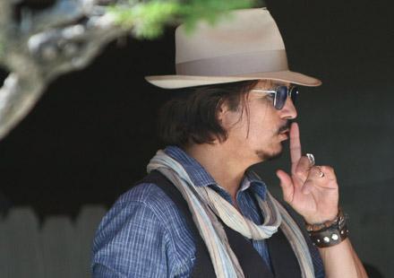 Johnny Depp et son cadeau de rupture : une maison pour Vanessa Paradis ?