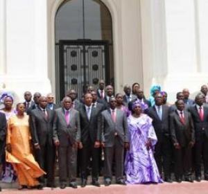 Communiqué du Conseil des ministres du 13 Septembre 2012