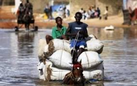 Sénégal – Inondations : Les Chinois du Sénégal rassemblent 5 millions pour les sinistrés
