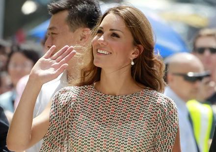 Le secret anti-frisottis de Kate Middleton n'est pas à la portée de toutes…