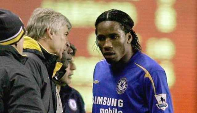 Arsenal : Wenger dément pour Drogba