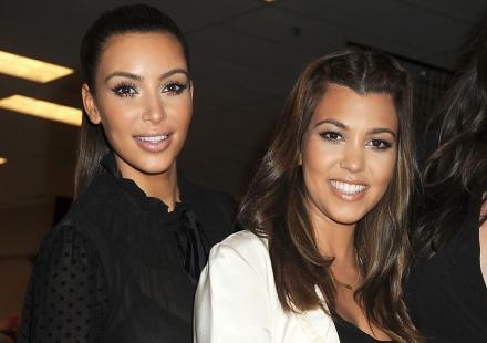 Kim et Kourtney Kardashian : une maison à 6 millions de dollars le temps d'un tournage