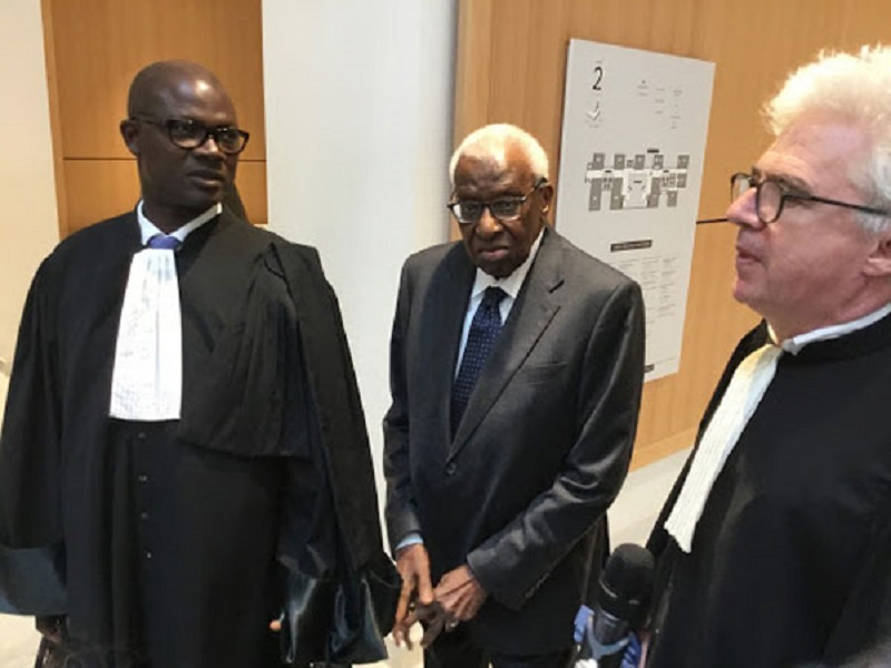 Procès Lamine Diack : Les avocats prennent la parole