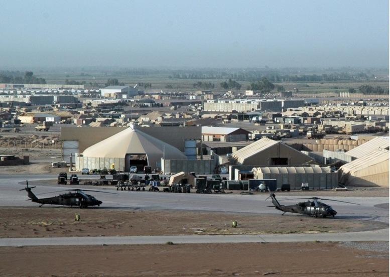 Exclusif: des Plans d'une base américaine au Sénégal publiés sur Internet