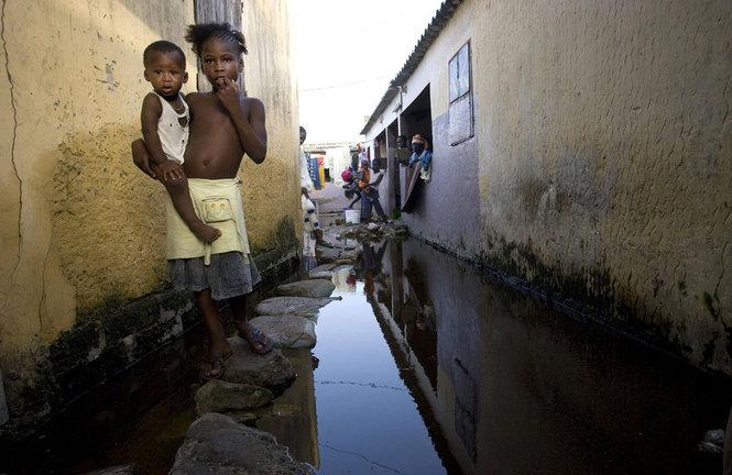 Risques réels de viols et d'actes sexuels sur les enfants des sinistrés