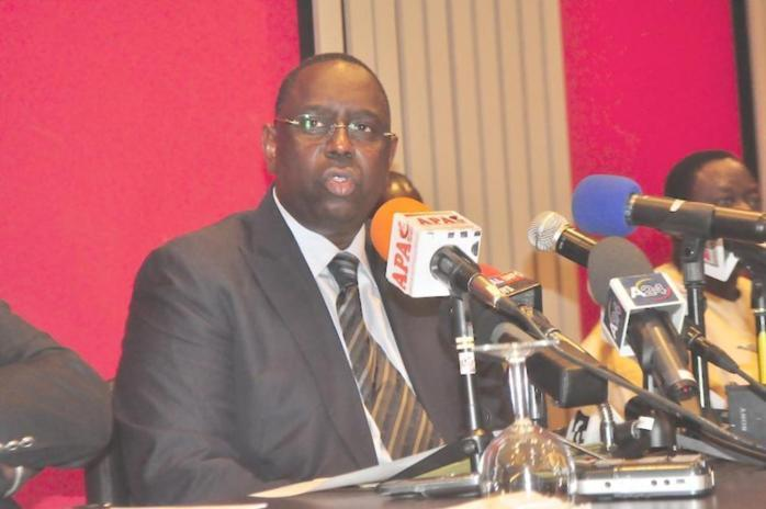 Macky Sall sur les prisonniers sénégalais en Gambie : « je demande le rapatriement de ces prisonniers chez nous »