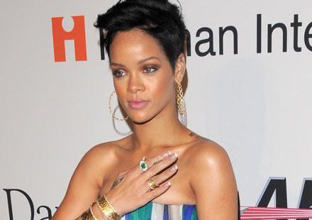 Rihanna : en tête des nominations pour les MTV EMAs