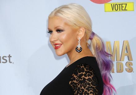 Christina Aguilera : la classe et l'élégance incarnées grâce à son nouveau look