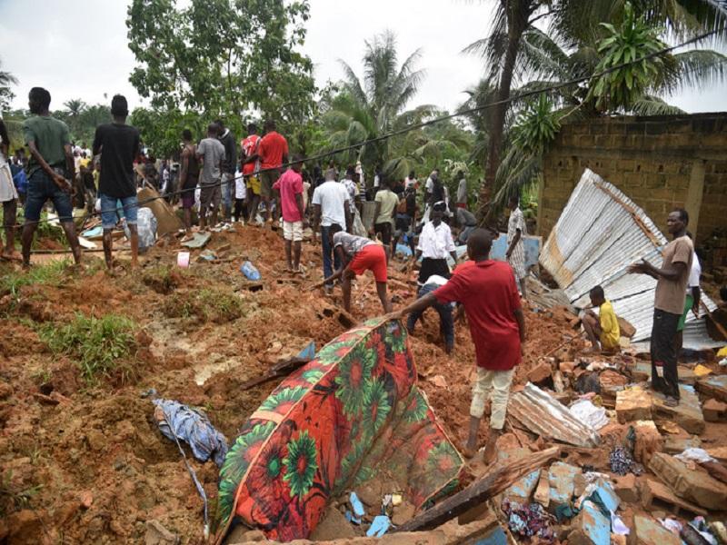 Au moins 13 morts suite à des inondations en Cote d'Ivoire