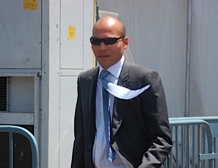 Diffamation – Karim Wade & « Le Quotidien » : L'ex – « super ministre » prend la fuite