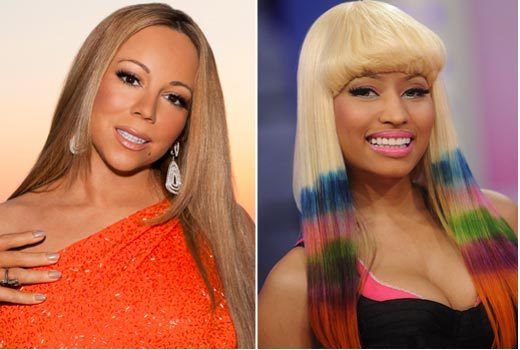 American Idol : Mariah Carey et Nicki Minaj, la guerre des ego ?