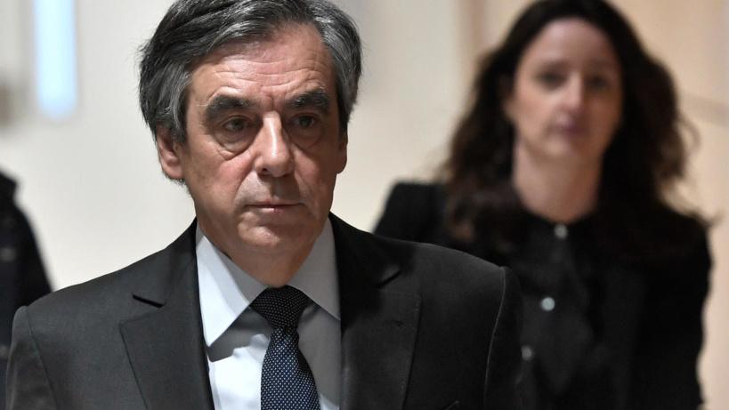 L'ex-Premier ministre et candidat à la présidentielle de 2017 François Fillon. STEPHANE DE SAKUTIN / AFP