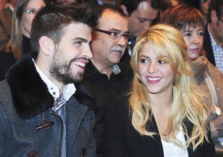 Shakira et Gerard Piqué attendent un heureux événement !
