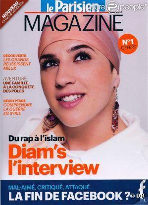 Diam's rompt le silence : Sa première interview depuis sa disparition