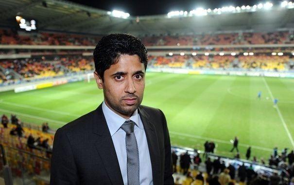 Nasser El-Khelaifi, président du PSG : «Trop tôt pour parler de C. Ronaldo»