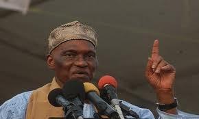 Me Abdoulaye Wade : « Je suis en chômage de la présidence, mais pas en chômage politique… »