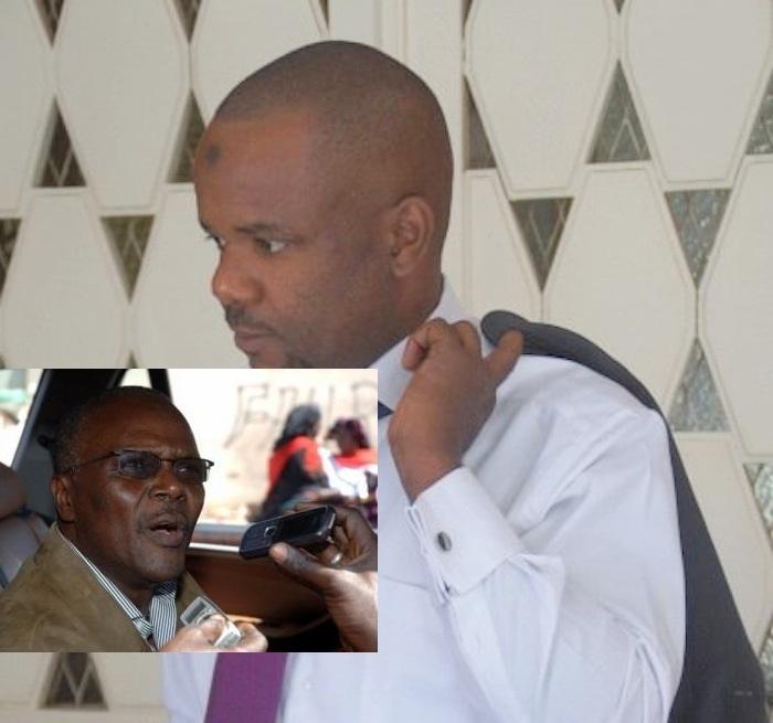 """Le Maire socialiste de Wakhinane Nimzatt """"flingue"""" Malick Noel Seck"""