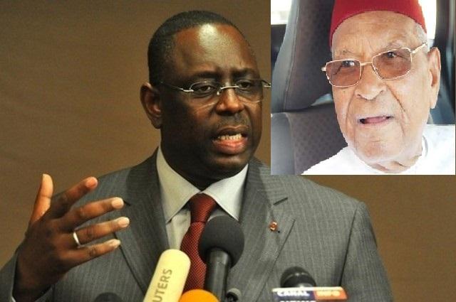 Réformes institutionnelles et démocratiques : Amadou Makhtar Mbow, encore un coup de pousse pour Macky Sall