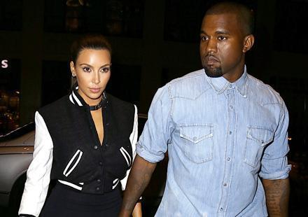 Kim Kardashian égérie pour Kanye West : ok, mais pas avant d'avoir perdu 9 kilos !