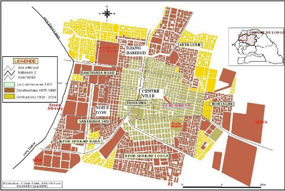 Réforme foncière, modernisation de l'état civil, pêcheries du Sénégal, l'Union européenne au secours du Sénégal