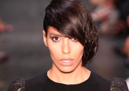 Lea T : le mannequin transexuel a enflammé la Fashion Week milanaise