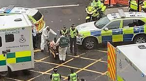 Royaume-Uni : six blessés dans une attaque au couteau à Glasgow, le suspect abattu