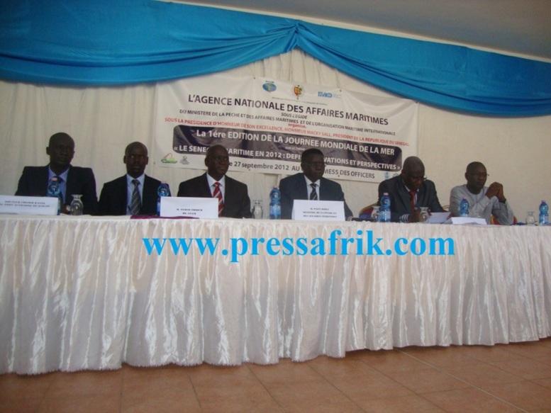 Journée mondiale de la Mer : Le Sénégal fait son baptême du feu