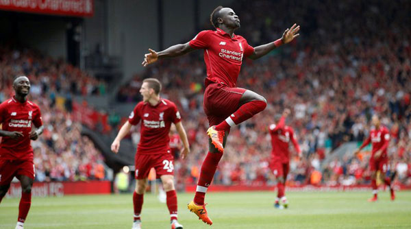 Liverpool: une prime de plus de 111 millions pour Mané après le titre