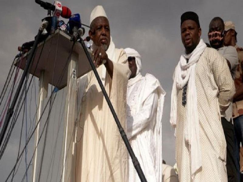 Mahmoud Dicko: l'imam malien qui défie le président malien IBK