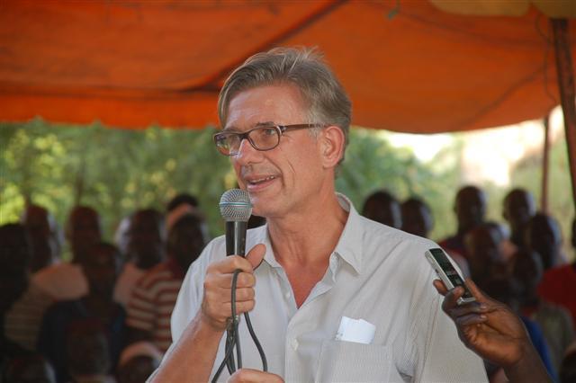 L'ambassadeur d'Allemagne au Sénégal : « le progrès au Sénégal avance à la vitesse d'un escargot »
