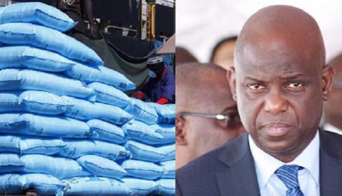 Doute sur la qualité du riz destiné à l'aide d'urgence: le ministre Mansour Faye porte plainte contre un individu