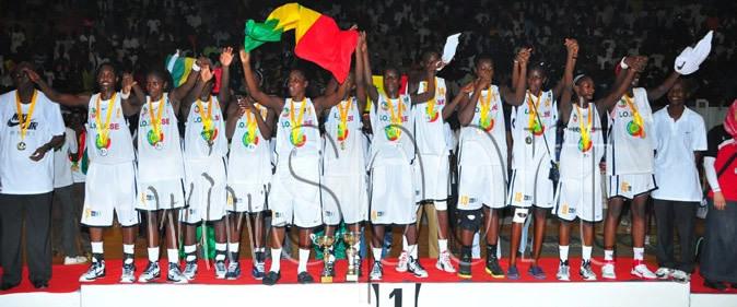 """Les lioncelles championnes de l'Afrobasket 2012 U18: """"le fruit d'un long travail"""", selon le coach Birahim Gaye"""