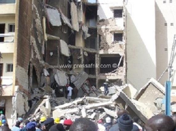 Série d'effondrement de bâtiments : les ingénieurs s'insurgent contre l'anarchie dans l'occupation du sol et de la construction