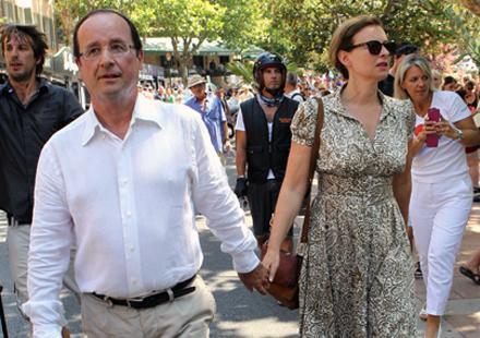 François Hollande et Valérie Trierweiler : un nouveau pied-à-terre dans le Morbihan ?
