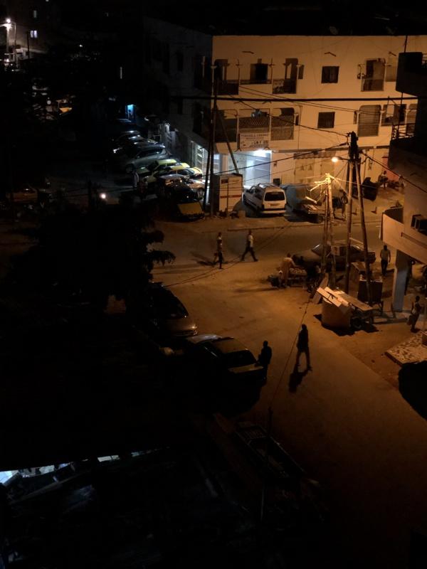 Photo d'illustration prise à Grand Dakar samedi après 23 heures
