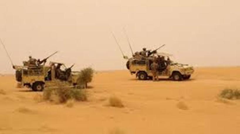 Emmanuel Macron au sommet du G5 Sahel en Mauritanie