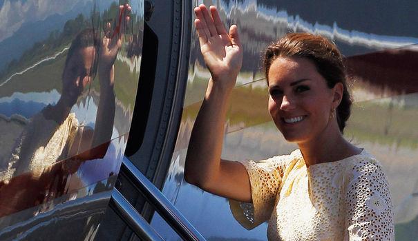 Des photos de Kate Middleton sans culotte publiées par un magazine danois