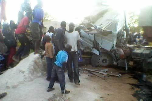 Tambacounda : 02 morts et une trentaine de blessés dans un accident  de la route