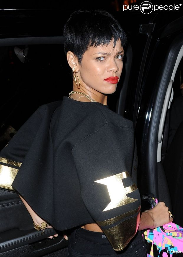 Rihanna, star du défilé Victoria's Secret